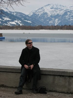 Tomas at Zell am See