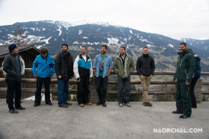 AVG Teambuilding in Austria - March 2015. Made by Tomas Nadrchal, photographer.