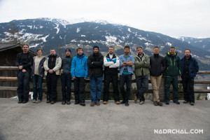 AVG Teambuilding in Austria - March 2015